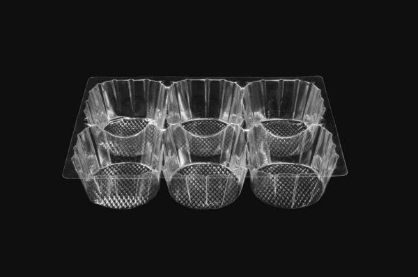 DMD 14 - 6 Cavity Deep Tray