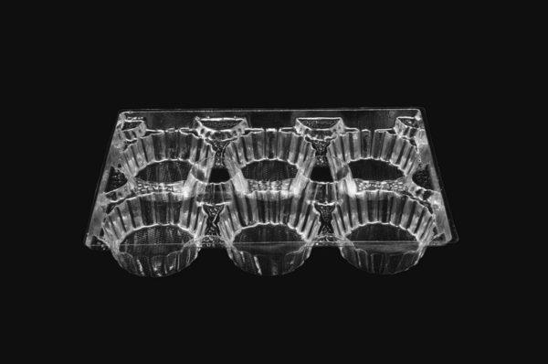 DMD 15 - 6 Cavity Shallow Tray