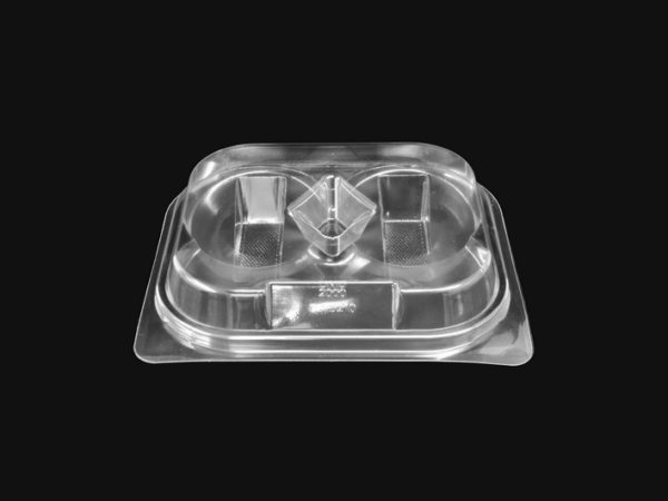DMD 210 - 4 Cavity Empire Biscuit Tray