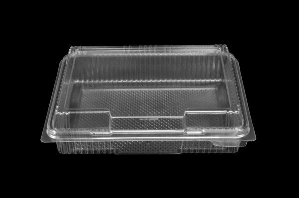 DMD 218 - Rectangular Hinged Lid Box