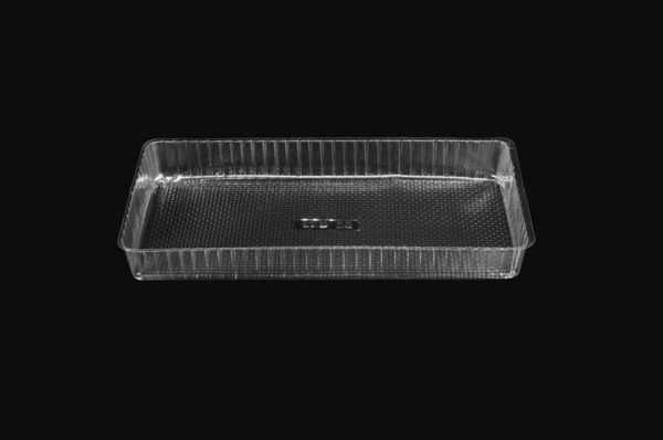 DMD 22 - Plain Oblong Rectangular Tray