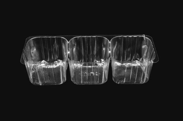 DMD 24 - 3 Cavity Extra Deep Tray
