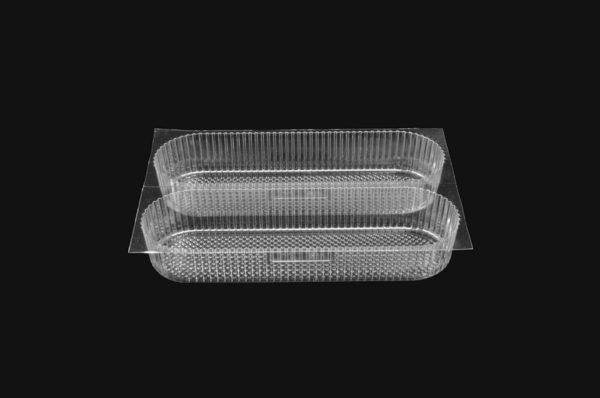 DMD 38DK - Double Cavity Éclair Tray
