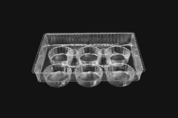 DMD 45 - 6 Cavity Fairy Cake Tray
