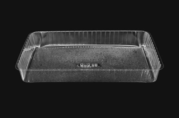 DMD 53 - Large Oblong Plain Tray