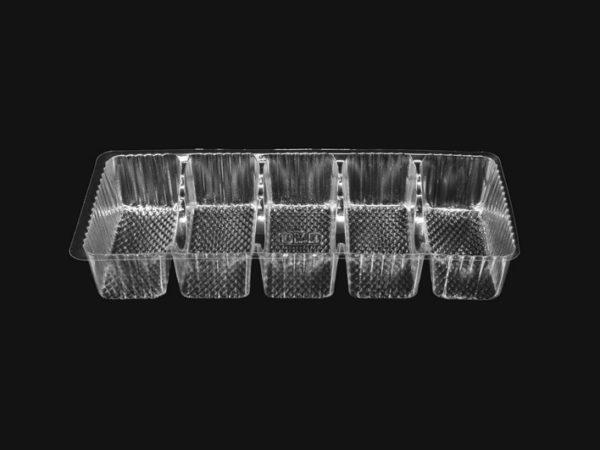 DMD 55 - 5 Cavity Finger Tray