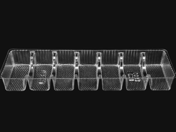 DMD 57 - 7 Cavity Finger Tray