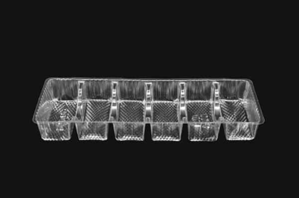 DMD 60 - 6 Cavity Finger Tray