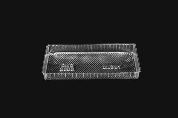 DMD 81 - Plain Shallow Rectangular Tray