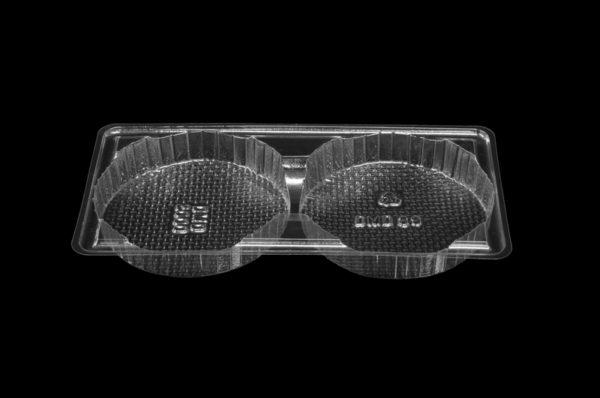 DMD 89 - 2 Cavity Pie / Pate Tray