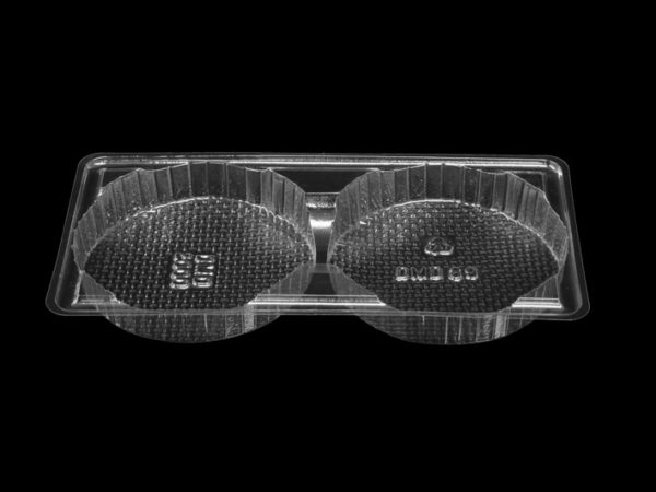 DMD 89 - 2 Cavity Pie / Pate Tray