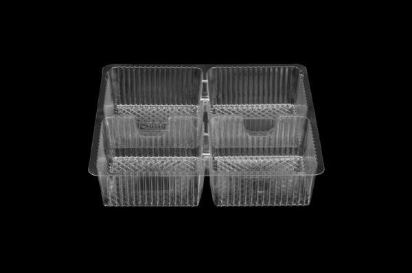 DMD 93 - 4 Cavity Deep Slice Tray