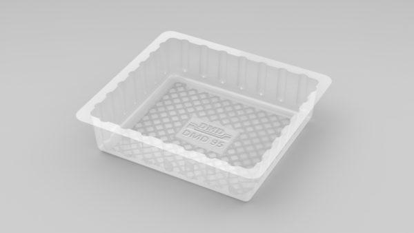 DMD 95 - Shallow Cavity Tray