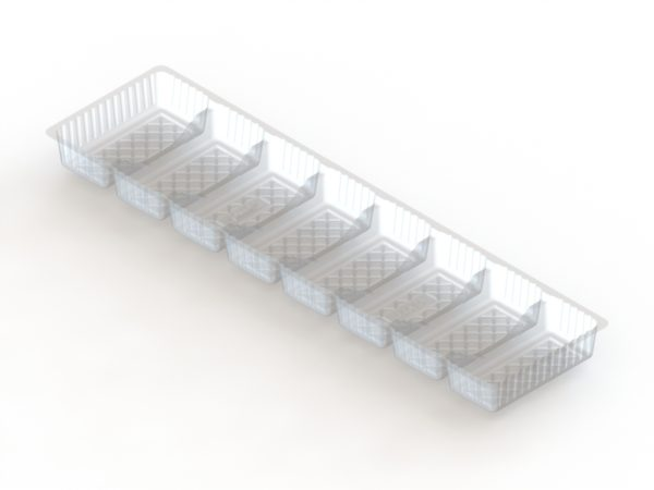 11072 - 8 Cavity Finger Tray