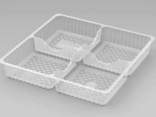 Slice/Finger Portion Trays